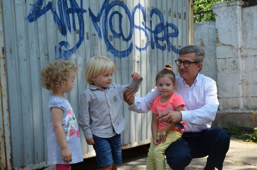 Нардеп Тарута проверил детский сад, вокруг которого разгорелся скандал (ФОТО), фото-32