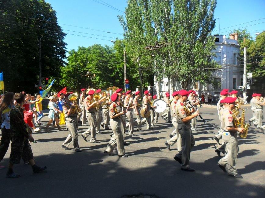Праздник свободы в Артемовске, фото-3