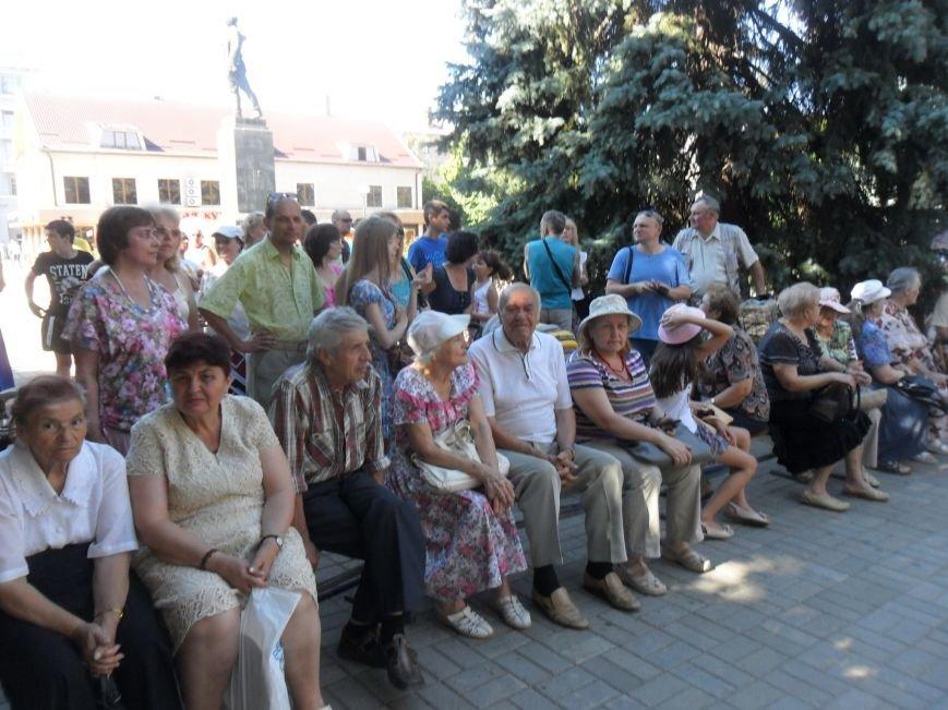 Праздник свободы в Артемовске, фото-6