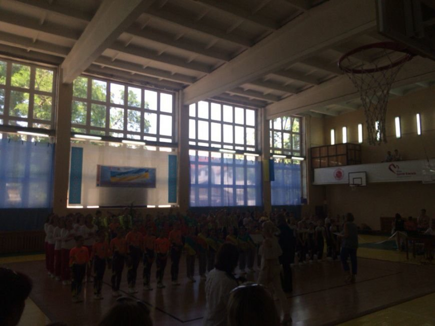 В Бердянске  подвели итоги турнира по спортивной аэробике (фото) - фото 3
