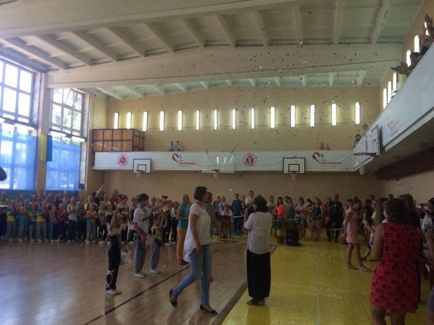 В Бердянске  подвели итоги турнира по спортивной аэробике (фото) - фото 2