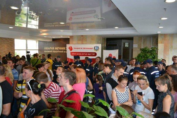 Год АТО: как Украина благодарит военных за героизм и отвагу (ФОТО + ВИДЕО) (фото) - фото 2