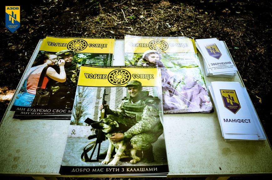 «Азов» обучал мариупольцев военному делу (ФОТО), фото-2