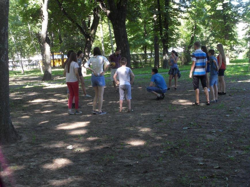 У Полтаві «Покоління Google» показало, як відпочиває сучасна молодь (фото) - фото 1