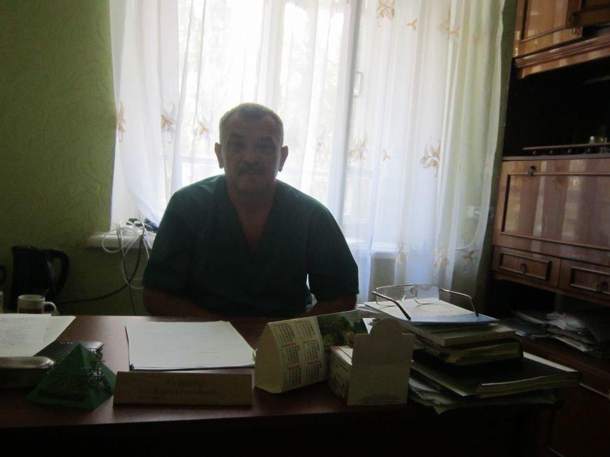 Врач-хирург Аркадий Глущенко: «Еще 4 июля сепаратисты начали вывозить своих раненых из Славянска», фото-1