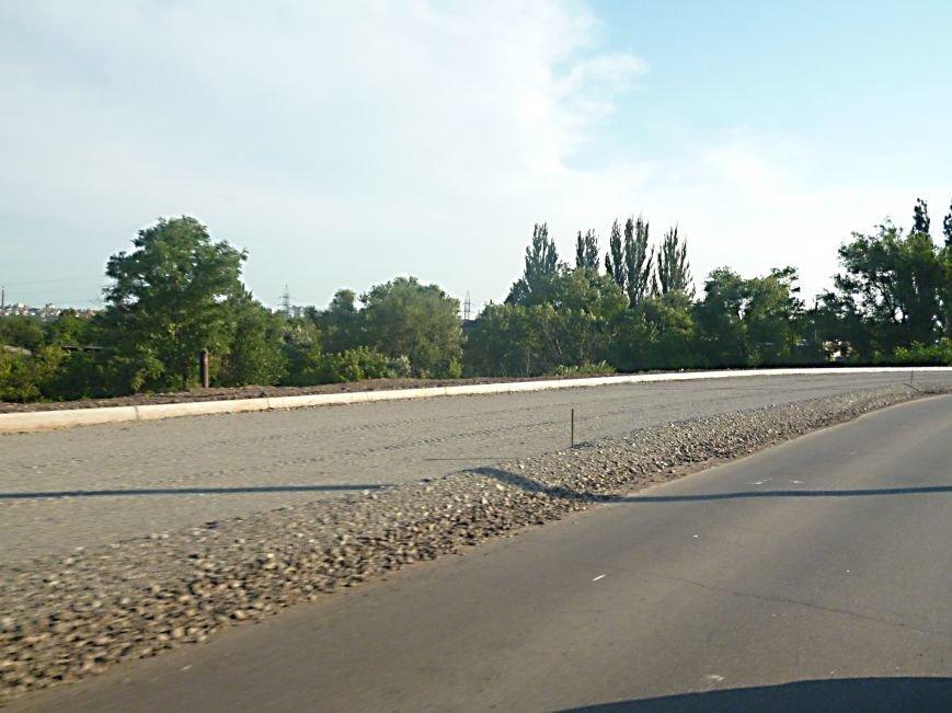 В Кривом Роге перекроют дорогу через дамбу на КРЭСе. Автотранспорт пустят по новой трассе (ФОТО) (фото) - фото 1