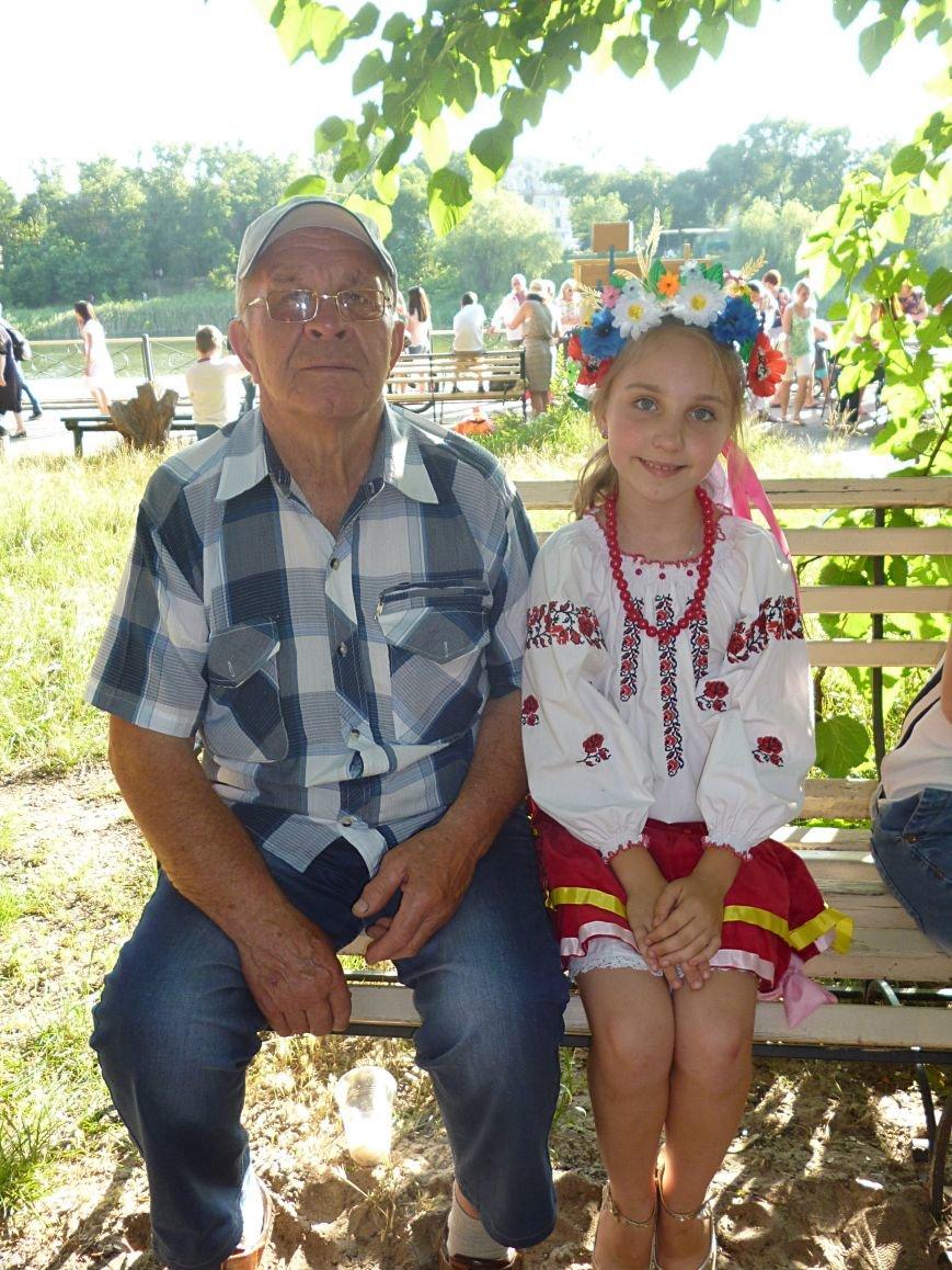 Криворожане на празднике Ивана Купала собрали более 3 тысяч гривен на лечение онкобольных детей (ФОТО) (фото) - фото 2