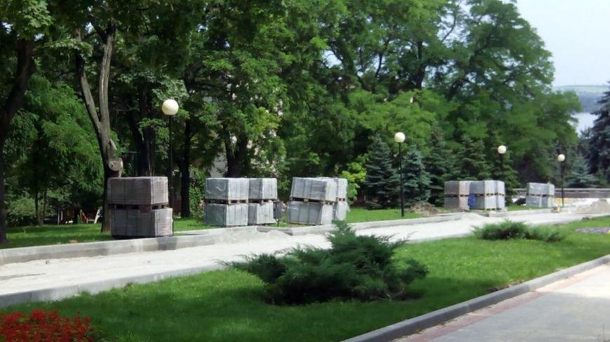 Как проходит реконструкция пр. Карла Маркса в Днепропетровске (ФОТО), фото-7
