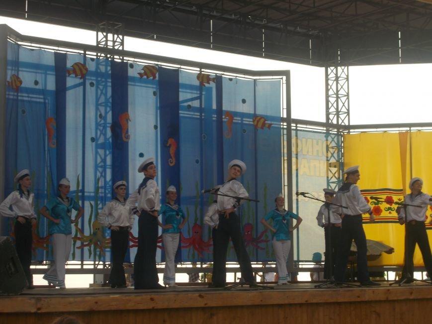 В Бердянске прошло праздничное мероприятие посвященное Дню Нептуна (фото) - фото 3