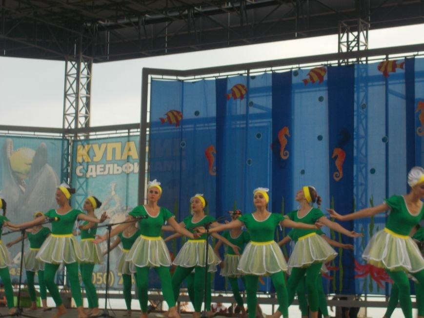 В Бердянске прошло праздничное мероприятие посвященное Дню Нептуна (фото) - фото 6