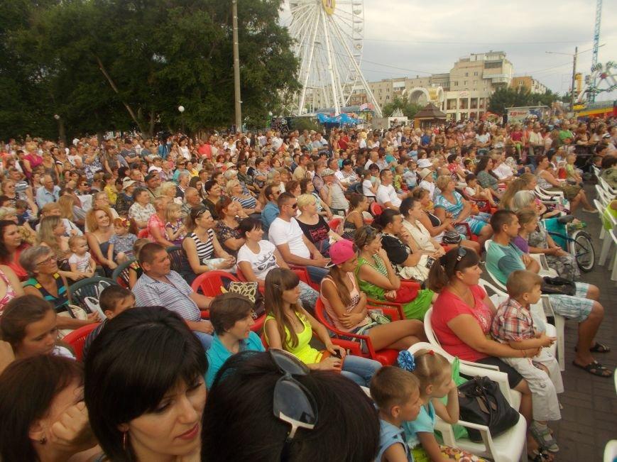 В Бердянске прошло праздничное мероприятие посвященное Дню Нептуна (фото) - фото 8