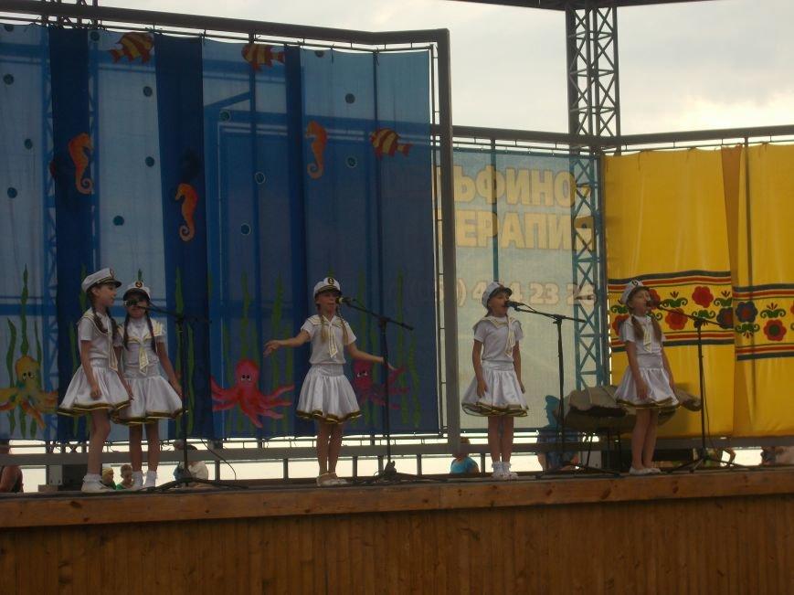 В Бердянске прошло праздничное мероприятие посвященное Дню Нептуна (фото) - фото 2