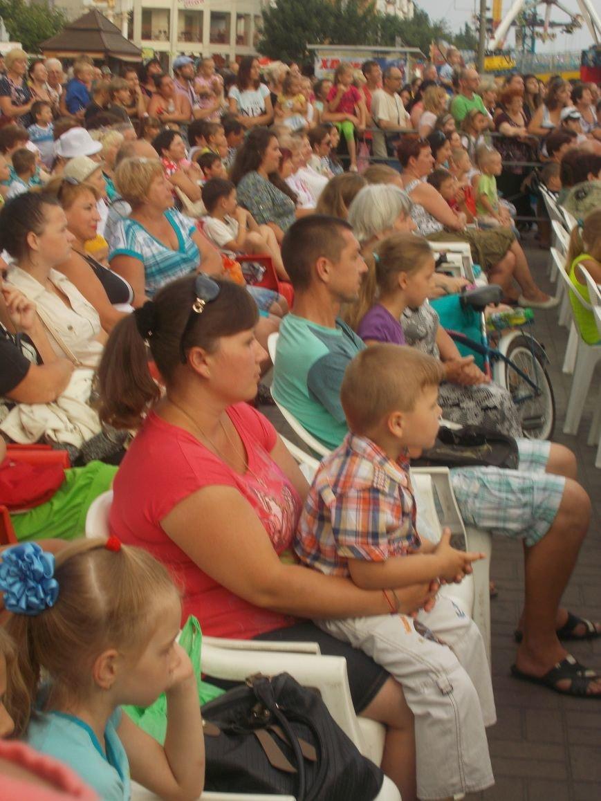 В Бердянске прошло праздничное мероприятие посвященное Дню Нептуна (фото) - фото 7