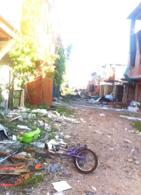 Буковинка Марія Матіос побувала у залишеному бойовиками Широкино, фото-1