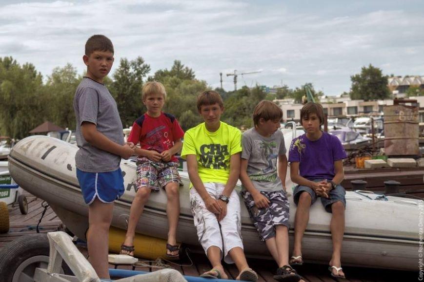 В Днепропетровске завершилось городское первенство по парусному спорту (ФОТО) (фото) - фото 2