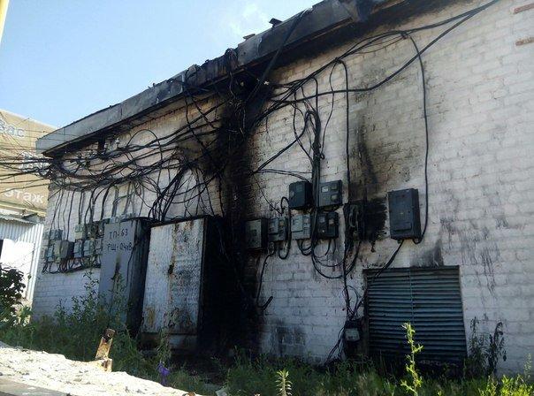 Воскресный пожар в Красноармейске, фото-1