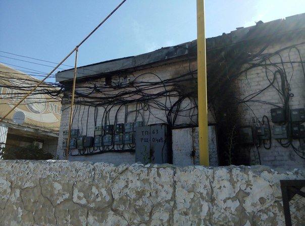 Воскресный пожар в Красноармейске (фото) - фото 1