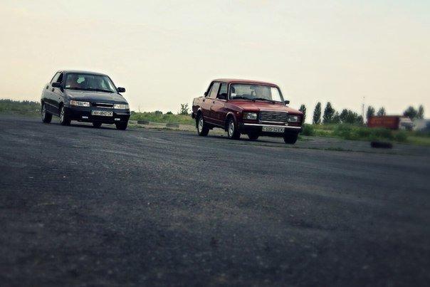 «Гришинский форсаж»: в Красноармейском районе прошли гонки в стиле дрэг-рейсинг (фото) - фото 5