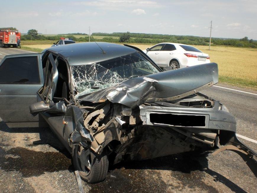 Жуткое ДТП на автодороге Ульяновск-Цивильск. Фото (фото) - фото 4
