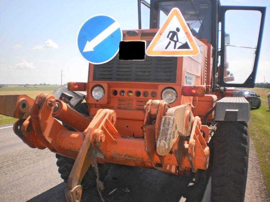 Жуткое ДТП на автодороге Ульяновск-Цивильск. Фото (фото) - фото 1