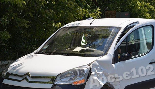 Масштабне ДТП: у Тернополі на Об'їзній зіткнулося 5 автомобілів (ФОТО) (фото) - фото 1