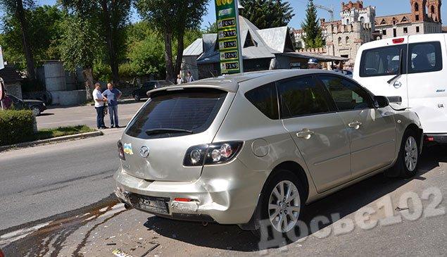 Масштабне ДТП: у Тернополі на Об'їзній зіткнулося 5 автомобілів (ФОТО) (фото) - фото 2