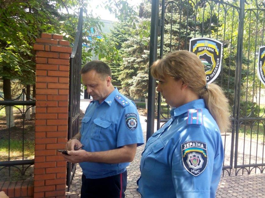 Мариупольских ГАИшников проверят на полиграфе (фото) - фото 1
