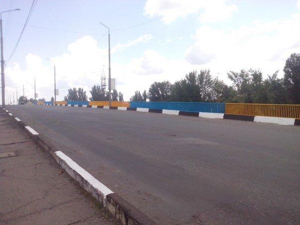 В Красноармейске будят патриотизм, приводя в порядок Димитровский мост, фото-6