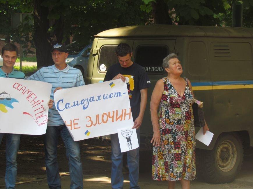 В Мариуполе судят бойца батальона «Торнадо» (ФОТО), фото-6