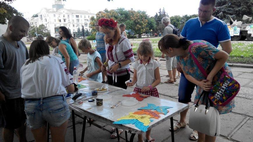 Как Краматорск отмечал годовщину освобождения (фото) - фото 2