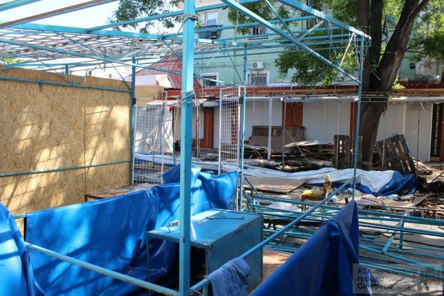 Снести торговые павильоны на рынке по ул. Козлова планируют за два дня (ФОТО) (фото) - фото 6
