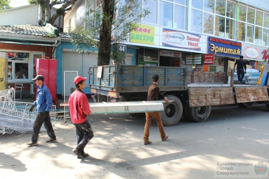 Снести торговые павильоны на рынке по ул. Козлова планируют за два дня (ФОТО) (фото) - фото 12