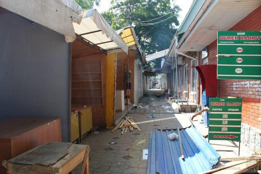 Снести торговые павильоны на рынке по ул. Козлова планируют за два дня (ФОТО) (фото) - фото 7