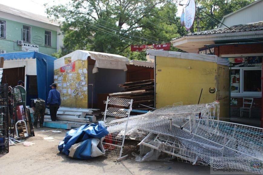 Снести торговые павильоны на рынке по ул. Козлова планируют за два дня (ФОТО) (фото) - фото 15