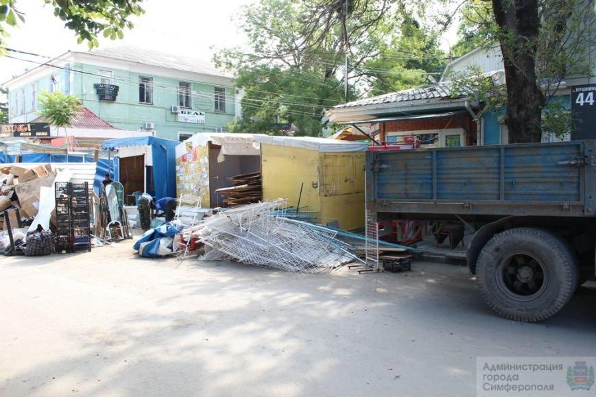 Снести торговые павильоны на рынке по ул. Козлова планируют за два дня (ФОТО) (фото) - фото 14