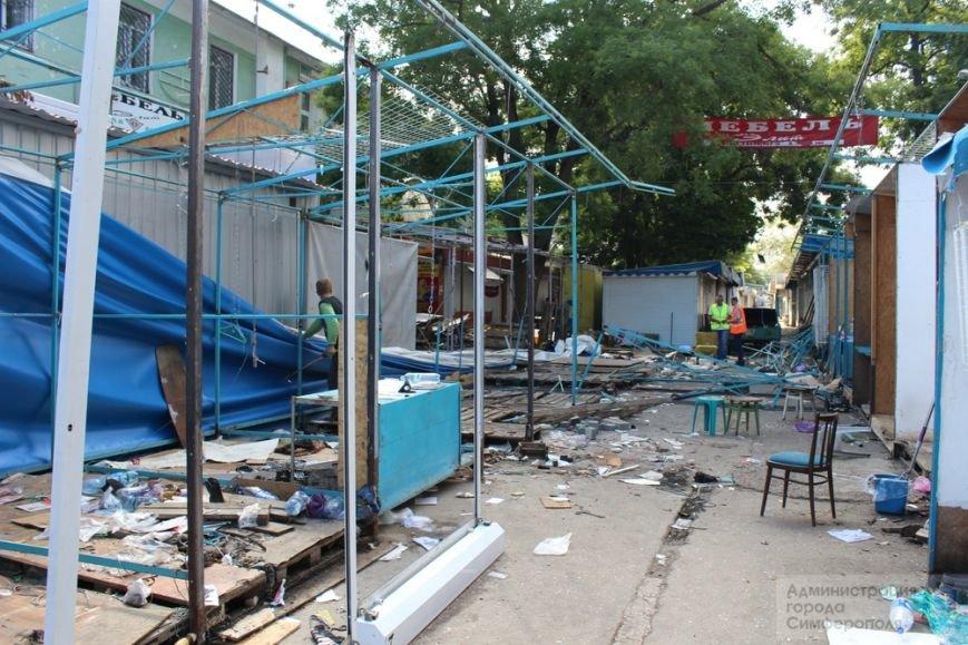 Снести торговые павильоны на рынке по ул. Козлова планируют за два дня (ФОТО) (фото) - фото 10