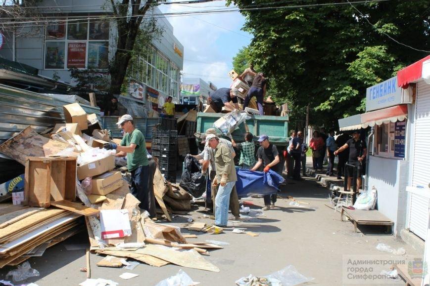 Снести торговые павильоны на рынке по ул. Козлова планируют за два дня (ФОТО) (фото) - фото 3