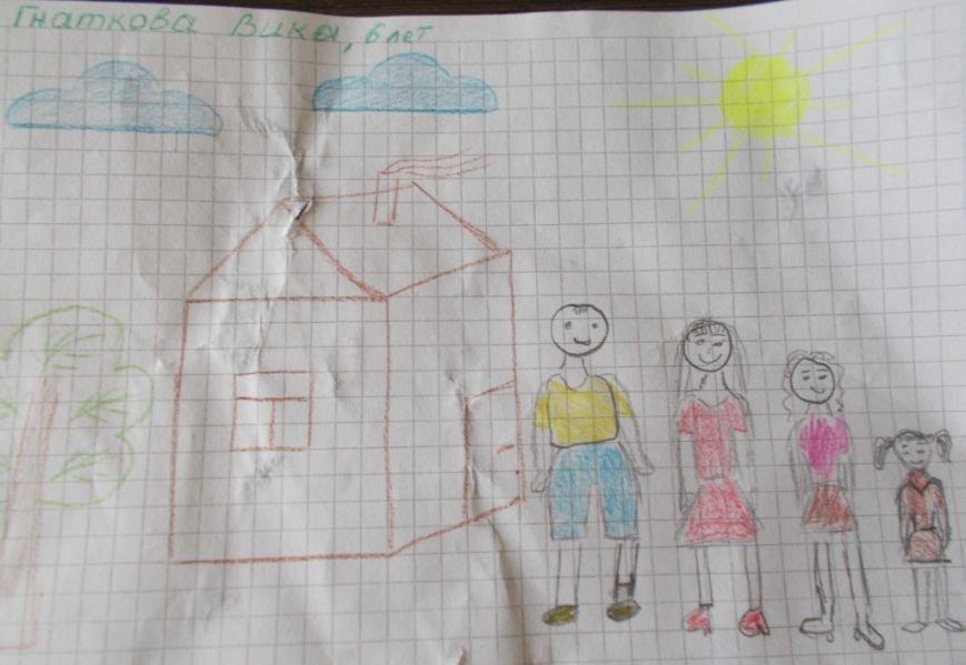 Гнаткова Вика, 6 лет