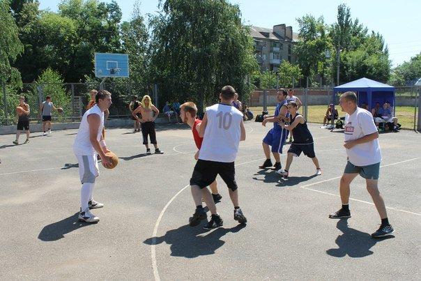 В Артемовске прошел турнир по стритболу, фото-4