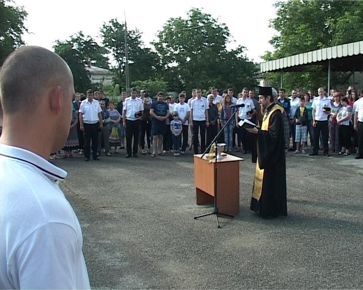 199 призывников из Армавира отправили в ряды ВС РФ с начала призыва (фото) - фото 1