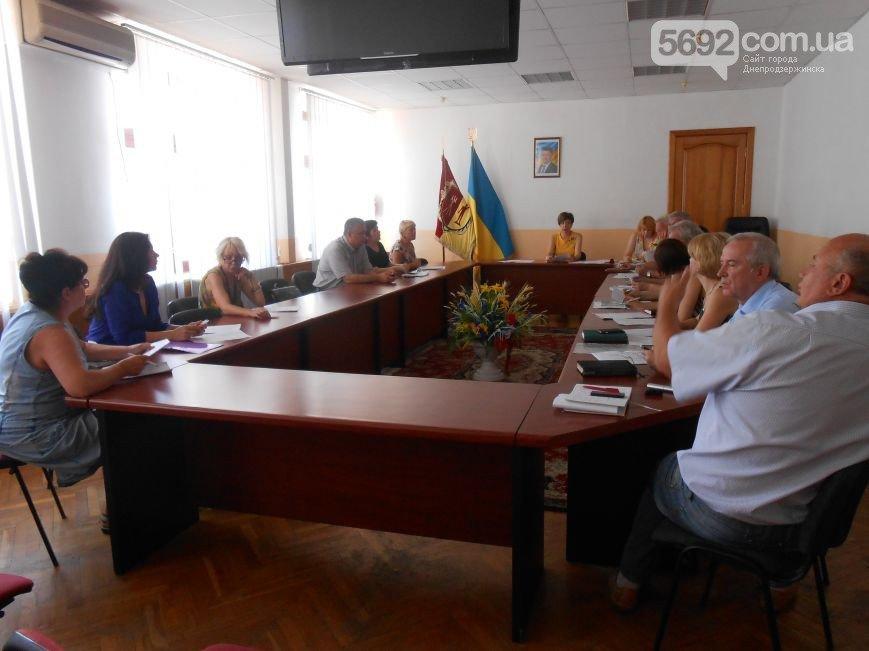 В Днепродзержинске комиссия по переименованию завершила подготовительный этап переименования улиц (фото) - фото 1