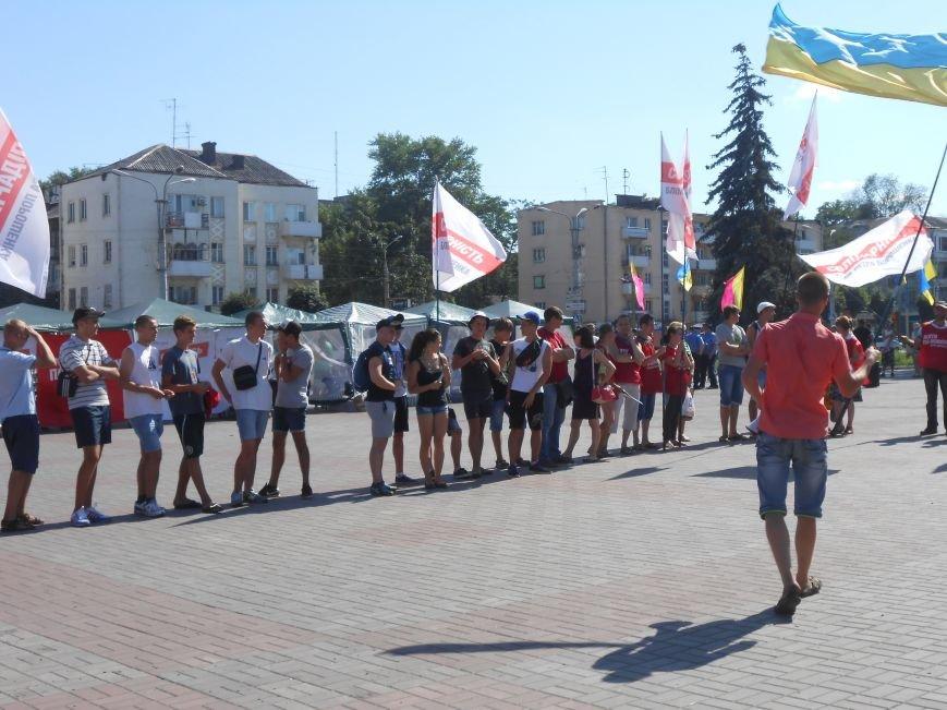 Как в Днепродзержинске прошло «народное вече» (фото) - фото 7