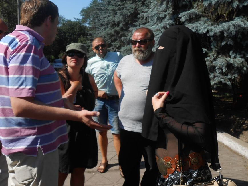Как в Днепродзержинске прошло «народное вече» (фото) - фото 5
