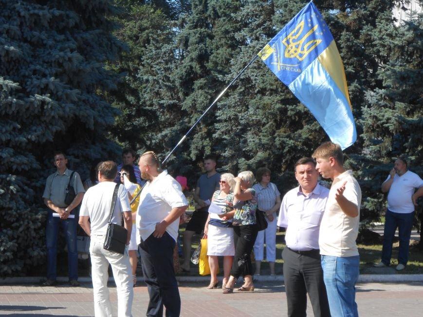 Как в Днепродзержинске прошло «народное вече» (фото) - фото 12