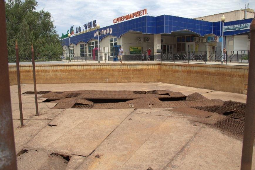 Другие фонтаны в Актау (фото) - фото 15