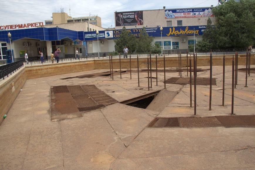 Другие фонтаны в Актау (фото) - фото 13