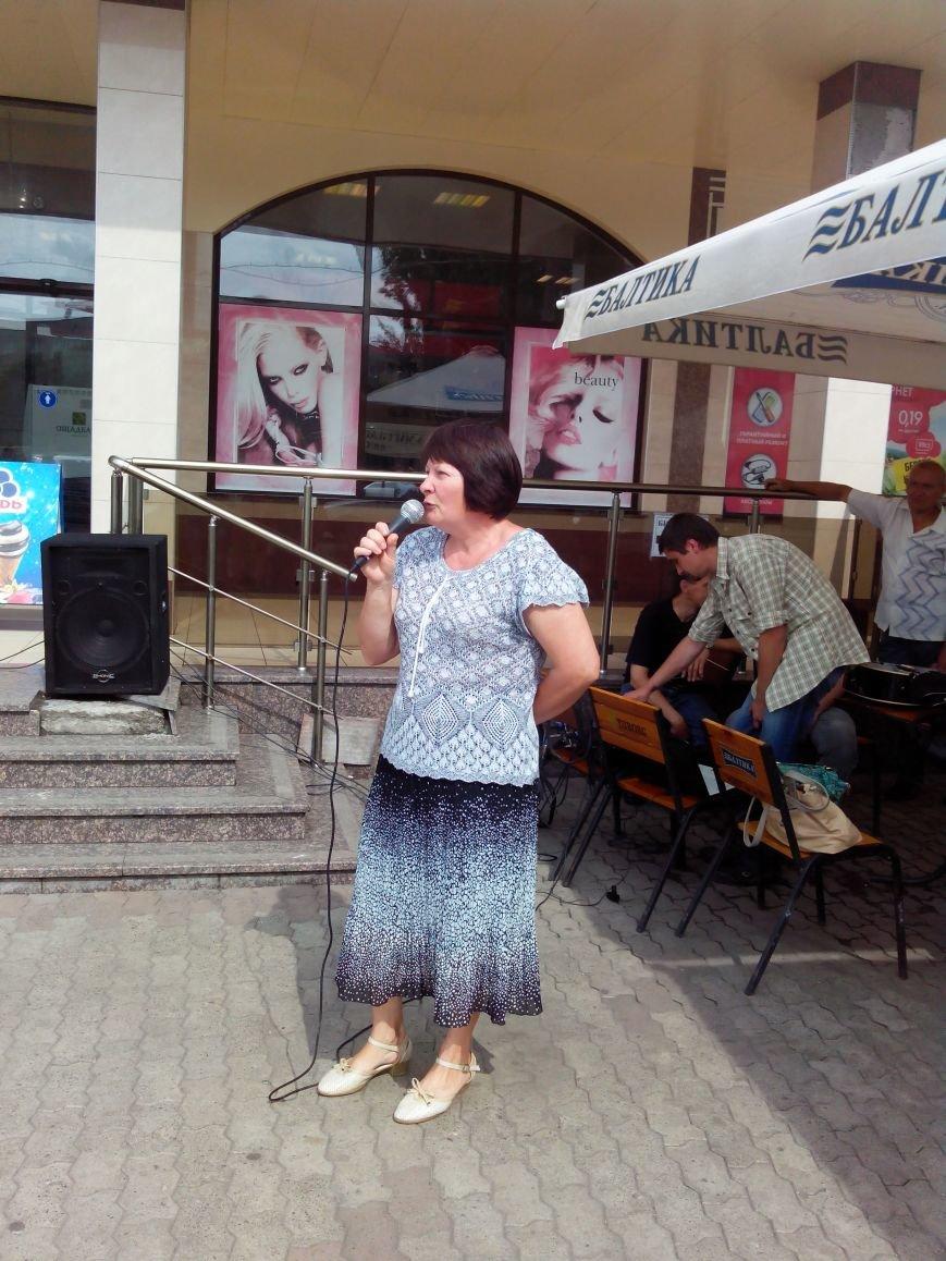 В Доброполье прошла акция посвященная дню борьбы с наркотиками и их незаконным оборотом, фото-5