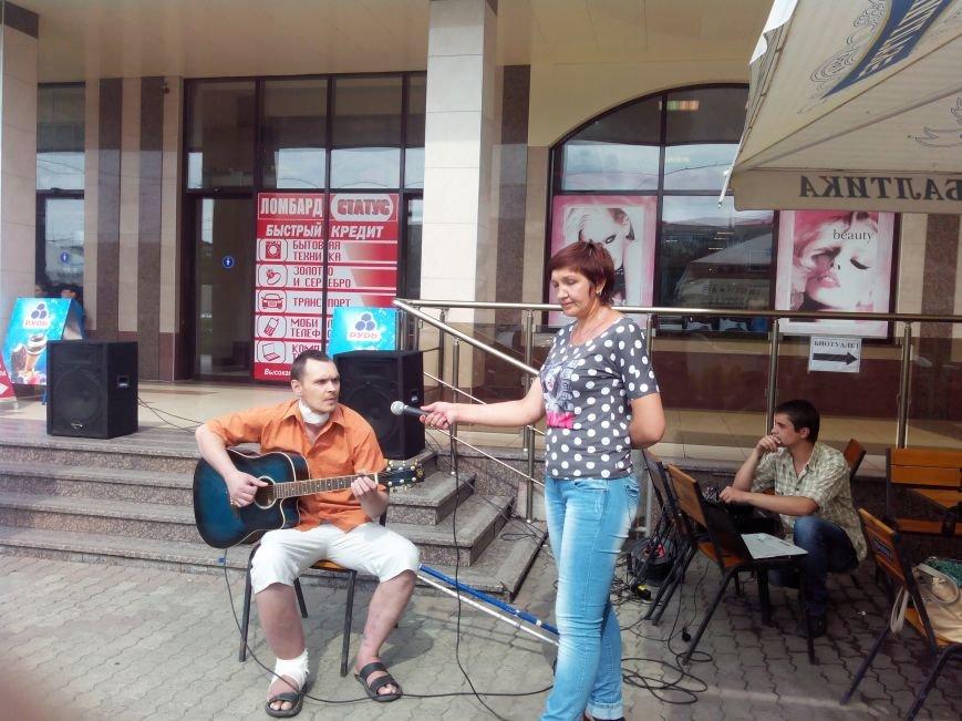 В Доброполье прошла акция посвященная дню борьбы с наркотиками и их незаконным оборотом, фото-7