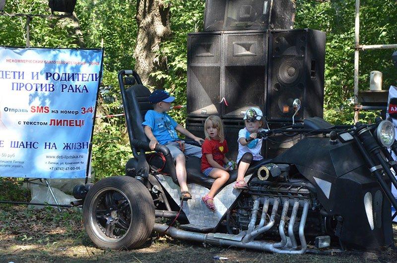 «Куба» под Ельцом. Что делали белгородские мотоциклисты на островке свободы (фото) - фото 3