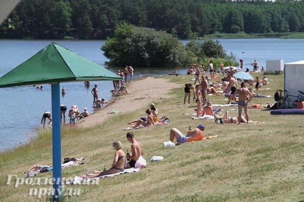 Обзор гродненских пляжей: преимущества и недостатки (фото) - фото 1